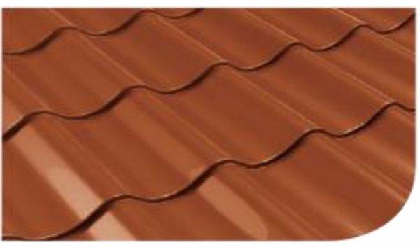Śnieżka na dach Ceglany 10L RAL8004 ceglasty farba