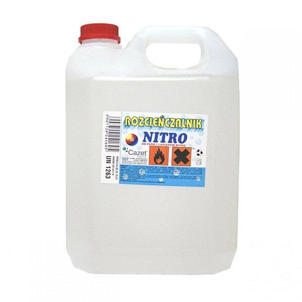 Rozpuszczalnik nitro 5L Cazet rozcieńczalnik a7