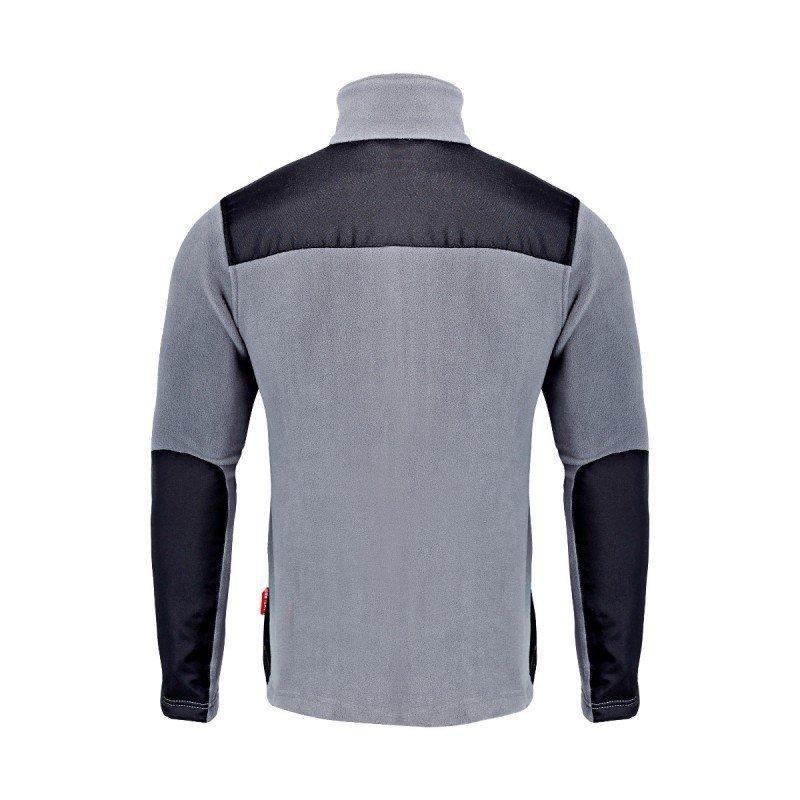 LAHTI PRO Bluza robocza ochronna S polar wzmocniony szary