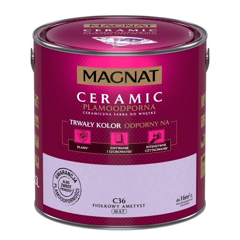 MAGNAT Ceramic 2,5L C36 Fiołkowy Ametyst