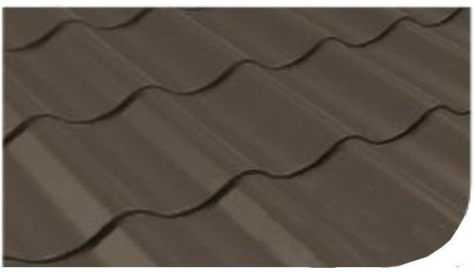 Śnieżka na dach Szarobrązowy 0,75L RAL8019 szarobrązowy farba