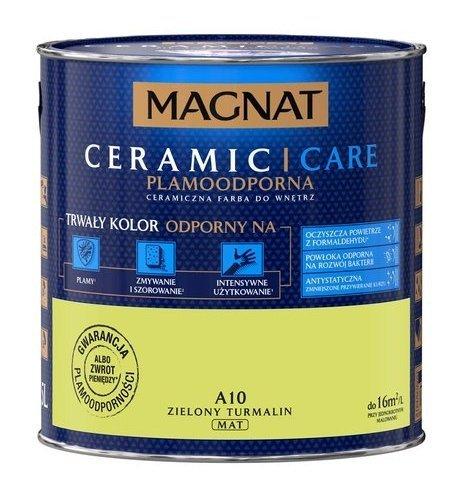 Magnat Ceramic Care Plamoodporna Ceramiczna Farba Do Wnetrz 2 5l