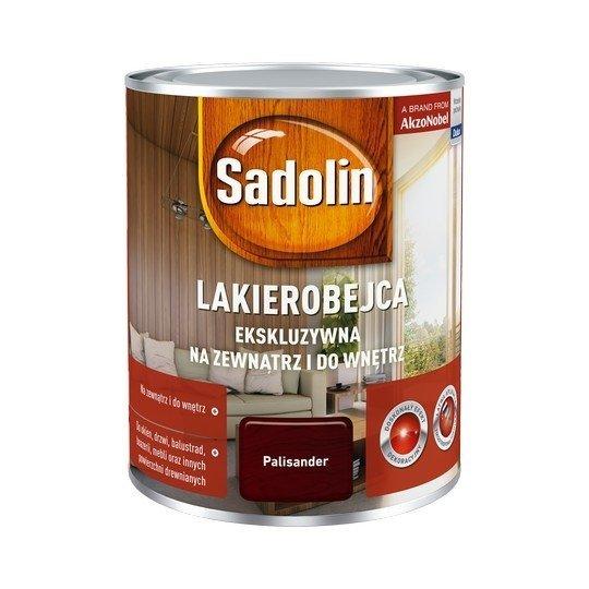 Sadolin Ekskluzywna lakierobejca 0,75L PALISANDER drewna