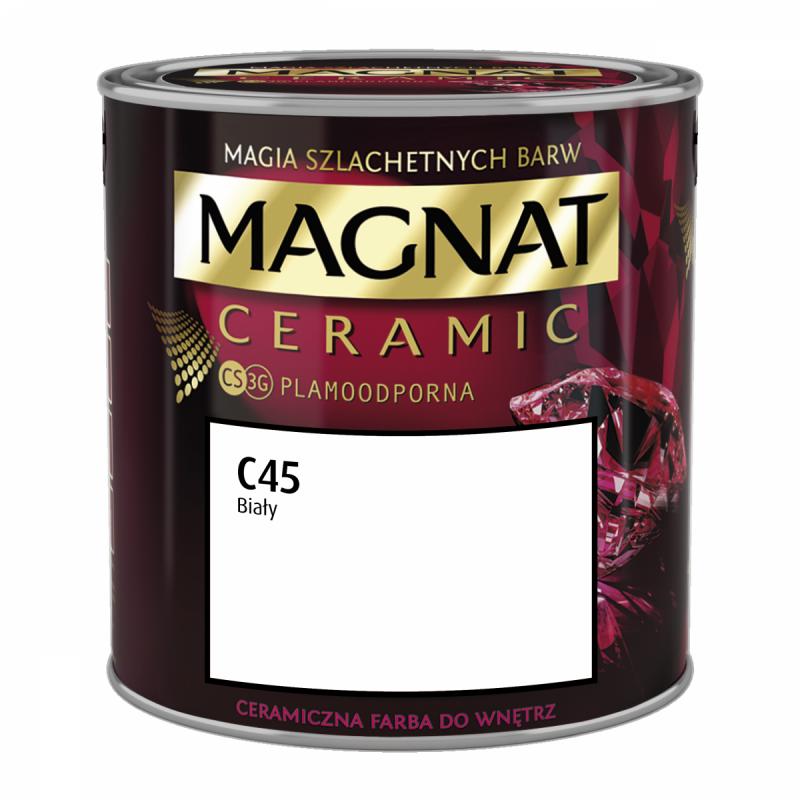 MAGNAT Ceramic 10L C45 BIAŁY Ceramiczna Ceramik