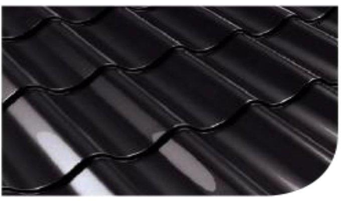 Śnieżka na dach Czarny 10L RAL9005 czarna farba