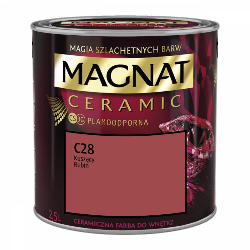 MAGNAT Ceramic 2,5L C28 Kuszący Rubin