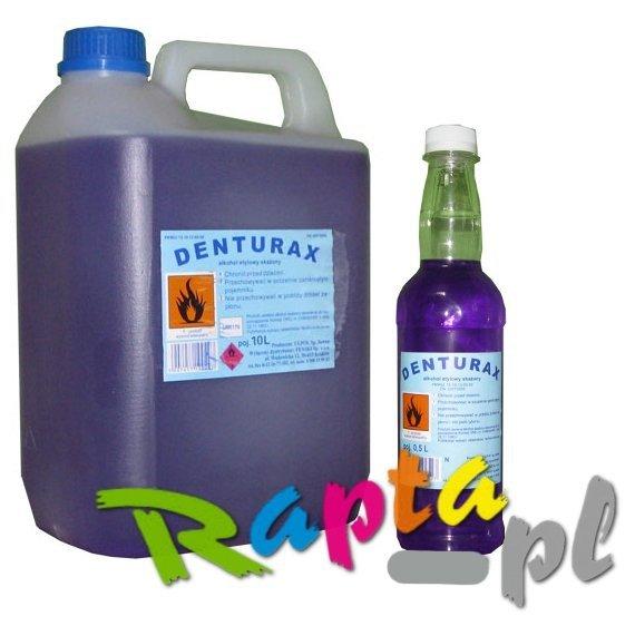 Denaturax 5L danaturat etylowy 89% etanol