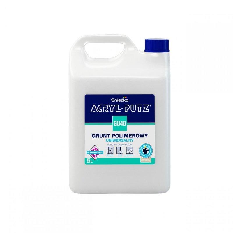 Acryl-Putz Grunt Polimerowy Uniwersalny Uni 5L GU40 b2