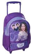 Plecak na kółkach Trolley Violettam Szkolny dla dziewczyny DVG-237