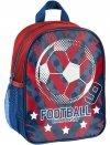 Plecak Plecaczek Przedszkolny Piłka Nożna Football [18-303FL]