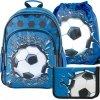 Plecak Piłkarski Szkolny dla Chłopaka Zestaw [17-090F]