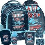 Plecak dla Chłopaka Szkolny Maui Sons [MAUL-260]