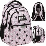 Szkolny Plecak Backup dla Dziewczyny w Kotki Koty z Kotami [PLB3P35]