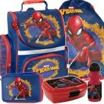 Tornister SpiderMan Szkolny dla Chłopaków [SPU-525]