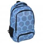 Niebieski Plecak Młodzieżowy Szkolny 15-8122B