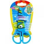 Nożyczki Plastikowe dla Dziecka 12,5 cm Colorino Bezpieczne Rybka [37275PTR]