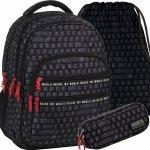 Młodzieżowy Modny Plecak dla Chłopaka do Szkoły Klawiatura [PLB3M45]