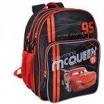 Plecak Szkolny z Autem Cars Zygzak McQueen