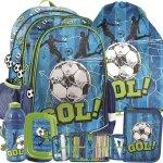 Plecak do Szkoły Podstawowej dla Chłopaka PIłkarski Paso [PP20FB-081]