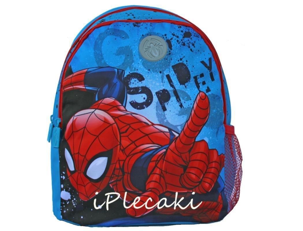 f1baea8f9027e Plecak Spider-Man do Przedszkola dla Przedszkolaka na Wycieczki ...