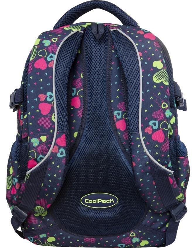 dfdd2c5c12c83 Plecak Serca CoolPack CP Młodzieżowy Szkolny dla Dziewczyny [B02010 ...