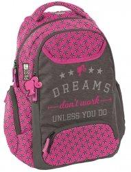 Plecak Młodzieżowy Szkolny Sportowy dla Dziewczyny [BAC-2908]