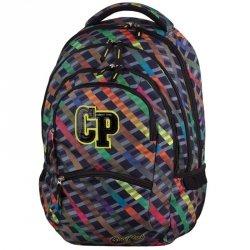 Plecak CP CoolPack Szkolny Sportowy Młodzieżowy Rainbow Stripes