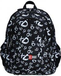 Plecak XD Młodzieżowy St.Right Majewski Szkolny [BP2]