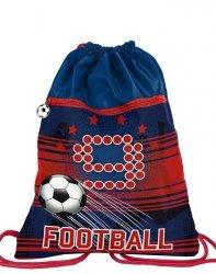 Worek Piłka Nożna na Obuwie Buty dla Chłopca [PP19FT-713]