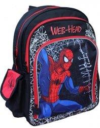 Spiderman Szkolny Plecak dla Chłopaka do Szkoły [605946]