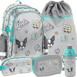 Plecak na Zajęcia Szkolne Barbie dla Uczennicy Komplet [BAR-081]