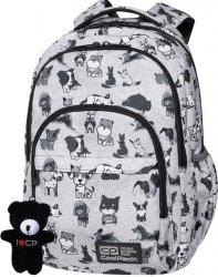 Pieski Plecak CP CoolPack Szkolny Młodzieżowy Basic Doggies [C03180]
