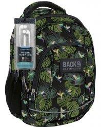 BackUP Plecak Szkolny Młodzieżowy Kolibry [PLB1A33]