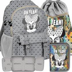 Duży Plecak Szkolny Myszka Minnie Mini dla Dziewczyny [DMMI-810]