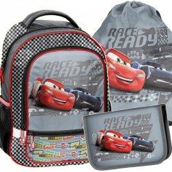 Plecak Szkolny Zygzak Cars dla Chłopaka [DSA-260]