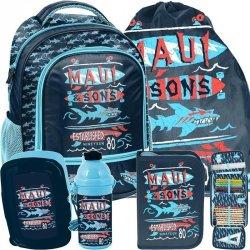 Plecak Maui do Szkoły dla Chłopaków na Zajęcia Szkolne [MAUL-260]