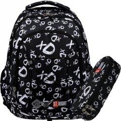 XD Młodzieżowy Plecak St.Right Modny Wygodny [BP32]