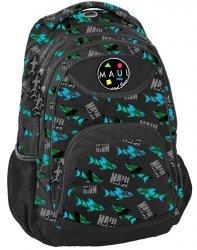 Szkolny Plecak Młodzieżowy dla Chłopaka Maui Sons [MAUE-2708/16]