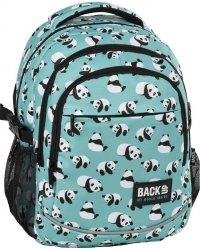 Plecak Miś Panda Pandy Młodzieżowy BackUP Szkolny dla Dziewczynki [PLB2G71]
