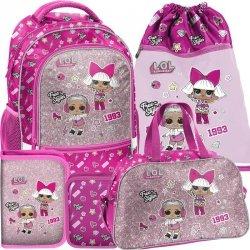 Super Plecak Lol Surprise Dla Dziewczyny Uczennicy [LOA-260]