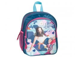 Plecak Soy Luna Przedszkolny Plecaczek dla Dziewczynki