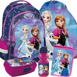 Plecak Kraina Lodu Frozen Szkolny dla Dziewczyny [DOZ-181]