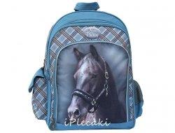 Plecak w Konie Szkolny Koń Konie Dla Dziewczyny do Szkoły 606626
