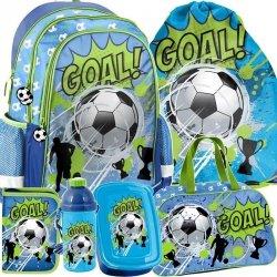 Plecak na Plecy dla Chłopaka Piłkarski Zestaw [PP19PI-081]