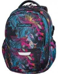 Plecak CoolPack CP Młodzieżowy Szkolny VIBRANT BLOOM [B02017]