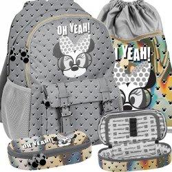 Myszka Minnie Plecak Szkolny Mini dla Dziewczynki [DMMI-810]