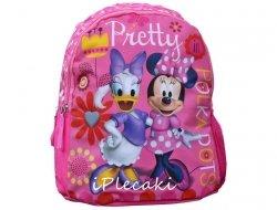 Plecak Myszka Minnie dla Dziewczyny do Przedszkola na Wycieczki 371044