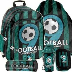 Plecak Piłkarski dla Fana Footbollu Szkolny z Piłką [PP19F-090]