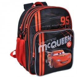 Plecak Szkolny z Autem Cars Zygzak McQueen DAA-162