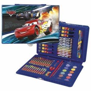 Modowy Zestaw Plastyczny Artystyczny Zygzak Auta Cars 71 elem. [ZA71CA48]